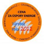 Cena za úspory energie 2012 - medaile